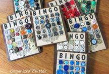 Buttons / by Carlene @ Organized Clutter