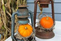 Vintage: Lanterns / by Carlene @ Organized Clutter