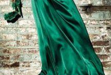 ☀ Burgundy & Emerald ☀
