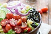 Eat Your Veggies / Salads / by Denise Delgado