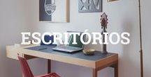 Escritórios / Decoração de escritórios para se inspirar