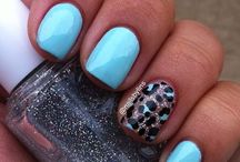 Nails!! / by Kenzie Brunson
