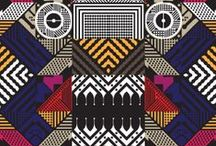 Geometric - pattern love