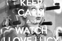 I Love Lucy / Lucille Ball / by Debbe