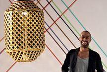 Stephen Burks | Special guest / Stephen Burks é o convidado do mês para o Pinterest da Casa Vogue. Confira suas inspirações! | casavogue.com.br
