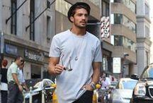 Streetstyles Men / Die neuestens Trends und Styles direkt von der Straße. Kreativität. Inspiration. Streetstyle.