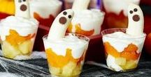 DIY Halloween Snacks / Spooky recipes for a guaranteed BOO-tiful Halloween.