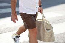 Men in Shorts