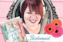 Daughters of the Bride Bridesmaids / Two weeks ago, 200 readers were selected to be Bridesmaids for DAUGHTERS OF THE BRIDE. They'll be handing out excerpts of the book to readers in their communities and, in exchange, they'll get an autographed copy of DAUGHTERS OF THE BRIDE. Here are some of the lucky readers! Love you all!!! <3 <3 <3