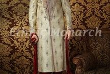 Wedding Wear / Traditional Indian dresses, sherwani, achkan, jodhpuri, breeches, jackets et and western suits, blazers and tuxedo for wedding, parties, special occasions or just like that when you want to make any day special one.