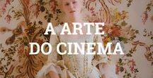 A arte do cinema / Curadoria de Paula Jacob com indicações valiosas para o seu repertório