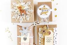 Packaging - Wrapping / Pretty DIY Packaging and Wrapping