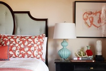 Bedrooms / by Heidi Udall