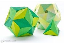 origami & paper art / by Jenny Honda
