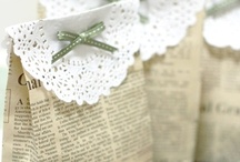 Craft Ideas / Paper crafts and beyond...