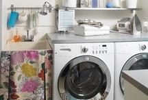 Laundry Nook / by Mary Dooley