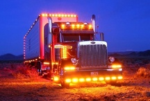Awesome Trucks / Interesting and cool trucks, semi-trucks, tractor trailers, big vehicles