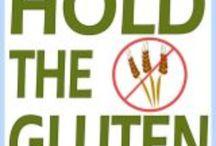 Gluten Free Foods / by Angela Gibson