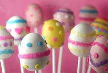Cute Cake Pops / by Arlene Grant
