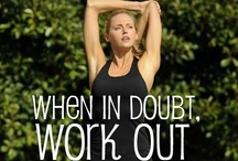 Workouts / by Angela Gibson