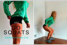 Workouts That Work / by Joy Hill-Padilla
