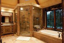 New Bathroom Ideas / by Angela Gibson