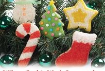 My Favorite Wilton Christmas Cookies