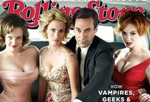Mad Men / All things 'Mad Men' / by Rolling Stone