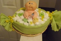 Diapers Cakes / by Arlene Grant