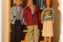 My miniature dolls / Miniature dolls, dollhouse dolls