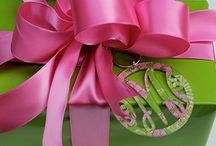 Color - Pink & Green / by Such Nice Things
