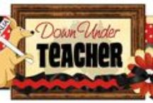 My Products - Down Under Teacher / Teacher materials for your primary classroom created by Down Under Teacher and posted on TpT.