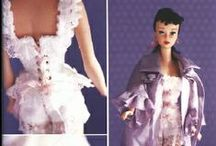 doll clothes and shoes / by Lori Yee