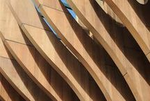 Texture / Architectural texture, spaces, ways of touch