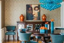 Dining Rooms Design / Formal, Semi-Formal,Modern, Eclectic, Traditional....