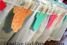 Baby Girl Shower / by Hollan Gibson