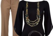Dream Closet...Wear to Work Edition / by Joy Hill-Padilla