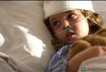 Kids in the Hospital / Tips to prepare your child for a hospital stay and soothe them once they get there.