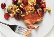 Seafood / healthy seafood recipies and ideas