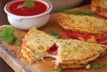 LCHF Lunch &  Lunchbox Ideas