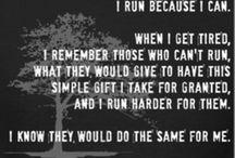 I Just Felt Like Running / by Joy Hill-Padilla