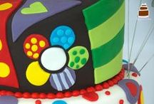 Fondant Cakes / Custom Designed Cakes