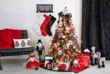 *Christmas Trees* / by Lori Patton-Larsen