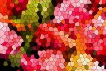 Garden quilt ideas / by Jenny Honda