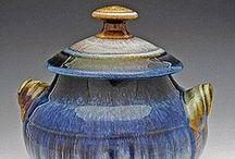 ceramics wheel thrown / by Jenny Honda