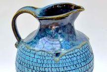 ceramic Jug/pitchers / by Jenny Honda