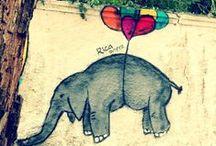 #ensevdiğimden #fil #elephants #çoksevimliler