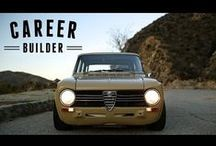 FAVORITE PETROLICIOUS VIDEOS / This year, I discovered petrolicious.com and I never miss one of their weekly uploaded videos.  They are about people with mainly classic cars who tell amazing stories: about how they acquired their car, problems they had, modifications they made, etc.