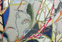 Textiles / by Sarah Bagshaw Surface Pattern Design