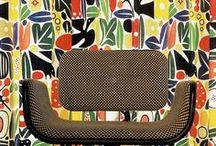 Wallpaper / by Sarah Bagshaw Surface Pattern Design